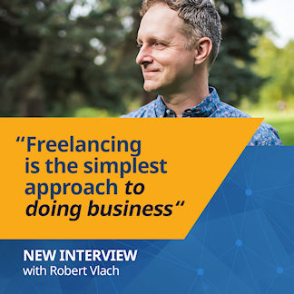 Freelancing is the simplest approach to doing business