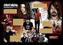 Dave Grohl comics biography